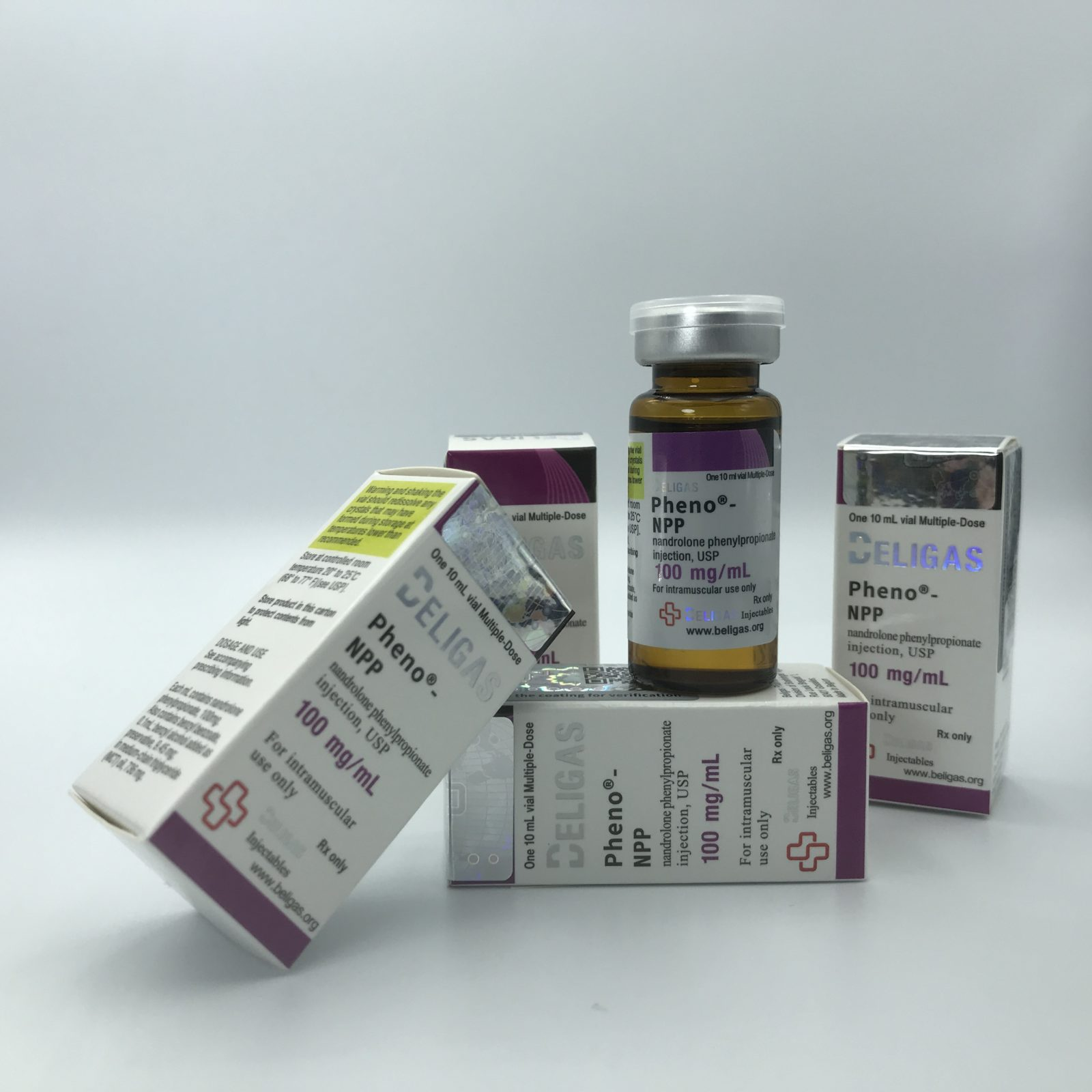 Nandrolone phenylpropionate description